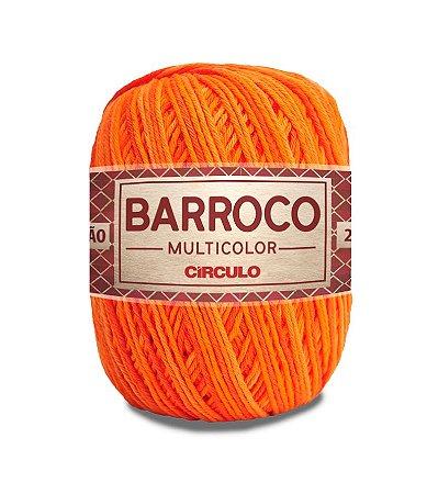 Barbante Barroco Multicolor N.6 200g Cor 9218 - CALÊNDULA