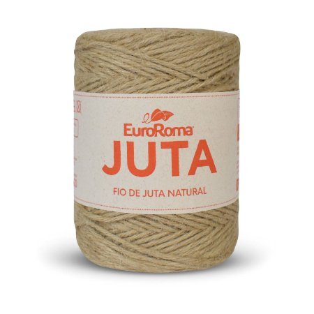 Barbante de Juta EuroRoma Natural