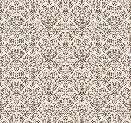 Tecido Tricoline Estampado Arabesco 100% Algodão Peripan 100X150 cm - COR 158