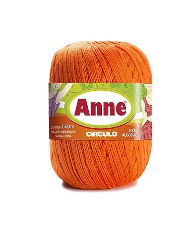 Linha Anne 500 Circulo - Cor 4456 - LARANJA