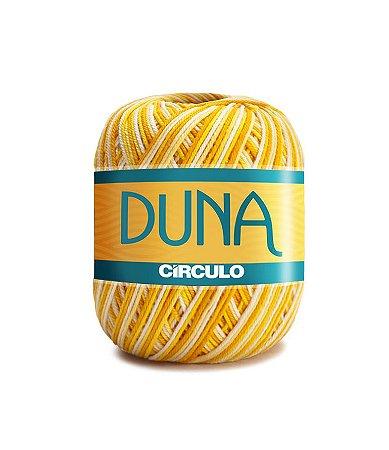 Linha Duna 100g Círculo - Cor 9368 - RAIO DE SOL