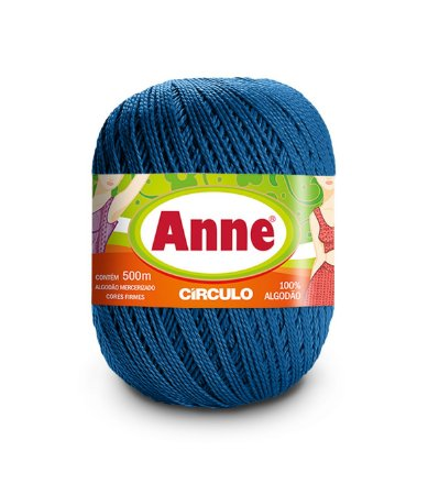 Linha Anne 500 Circulo - Cor 2770 - AZUL CLÁSSICO