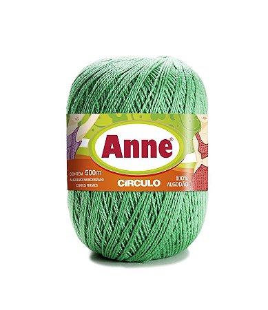Linha Anne 500 Circulo - Cor 5215 - HORTELÃ