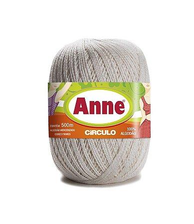 Linha Anne 500 Circulo - Cor 8176 - OFF-WHITE