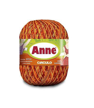 Linha Anne 500 Circulo - Cor 9165 - HIBISCO AMARELO