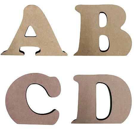 Letras em MDF 15 CM - Espessura 15mm