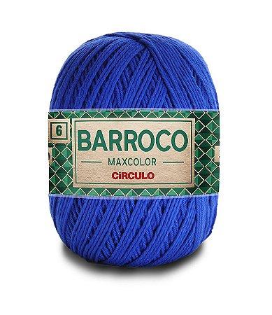 Barroco Maxcolor Nº 6 200g Cor 2829 - AZUL BIC