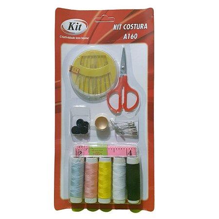 Kit Costura REF A160 - Kit Aviamentos