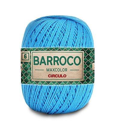 Barroco Maxcolor 6 - 200g Cor 2194 - TURQUESA