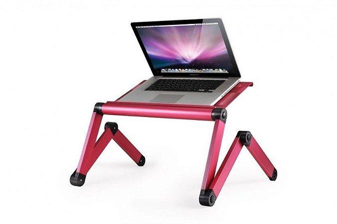 Mesa Suporte de Notebook MultiFlex Rosa (Pink)