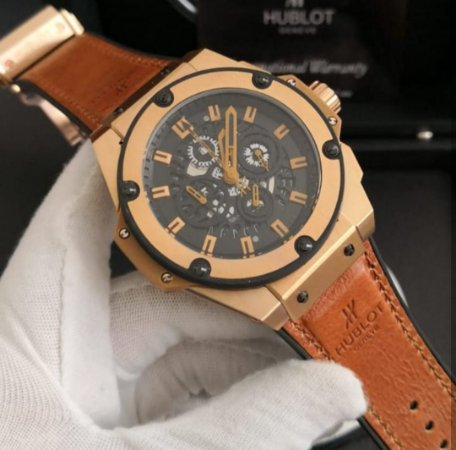 HUBLOT GENEVE KING POWER - GPGFRNL2S