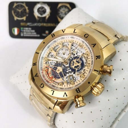 a122ad4548b BVLGARI SKELETO NUCLEARNEAPON - Meu Relógio Italiano