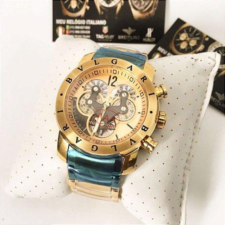 c735e459a28 RELÓGIO BVLGARI VENOM 99QTEP757 - Meu Relógio Italiano