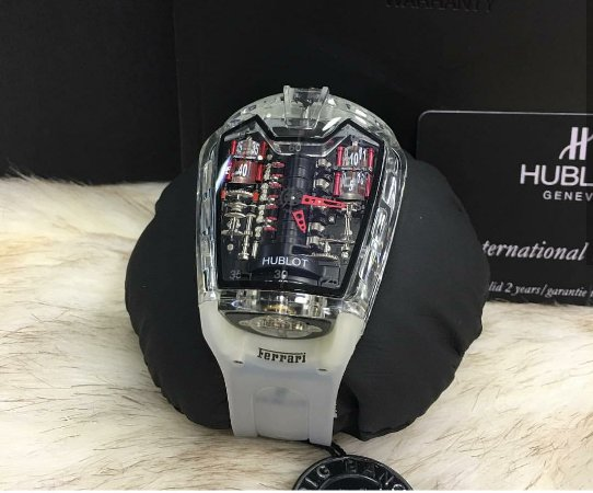 Relógio Hublot La Ferrari - ULVQNB4MU