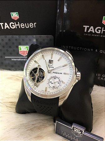 TAG HEUER PENDULUM STEEL WHITE - GMS5FG423