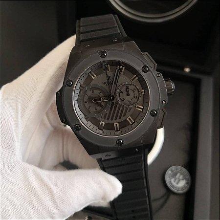 Hublot Big Bang King Power Automatic Chronograph All Black - G6LGDAQ82