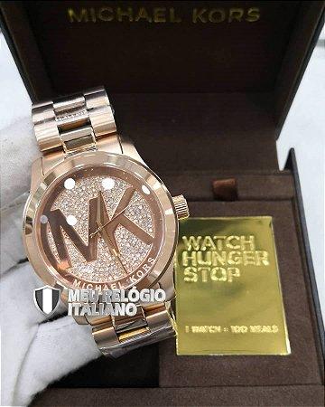 MICHAEL KORS MK-5561 - 6K78YBAJV - Meu Relógio Italiano e91801e618