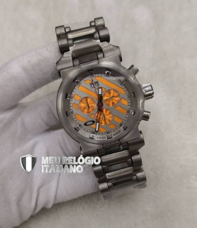 ed954ec1e45 Relógio Oakley Time - UGTJ3J33N - Meu Relógio Italiano