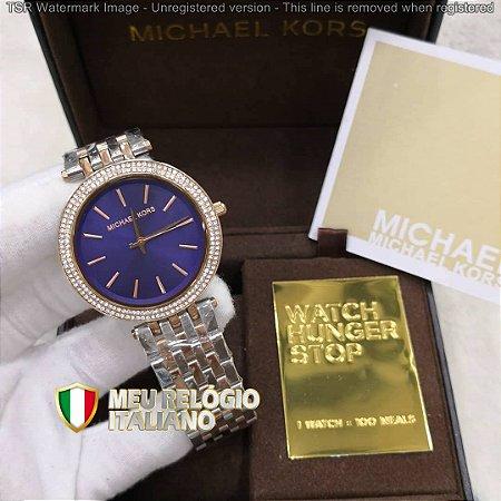Relógio Michael Kors c/ Pedras - K75PALKKY