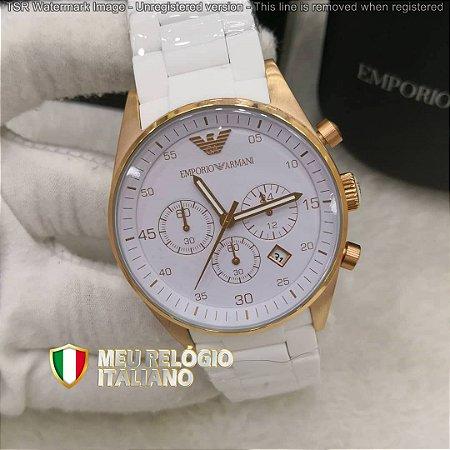 Relógio Empório Armani AR5919