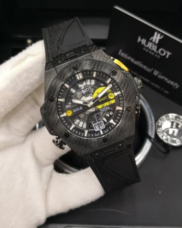 HUBLOT KING POWER HOLE SHOT - E7EW5W8Z6