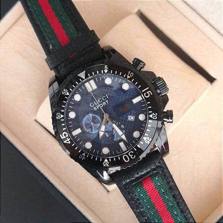 514e2d3279e RELOGIO GUCCI 136.2 - 2V25JF9C9 - Meu Relógio Italiano