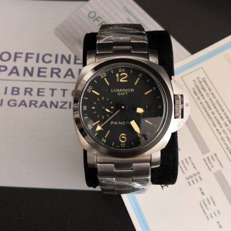 PANERAI LUMINOR GMT - 5MEW8WM9R