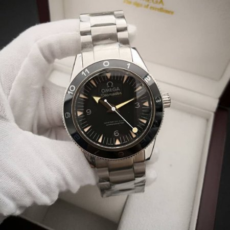 Omega Seamaster 300 Spectre Limited Edition James Bond 007 -  ZNLDWF4Q3