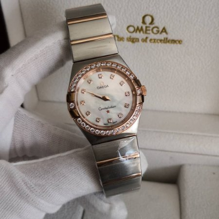 Omega Constellation o-Axial - N3VMKX4TH