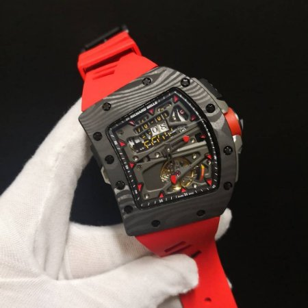 Richard Mille LIMITED RM 70-01 Tourbillon Alain Prost Watch - YMCHRWWC5-SDX