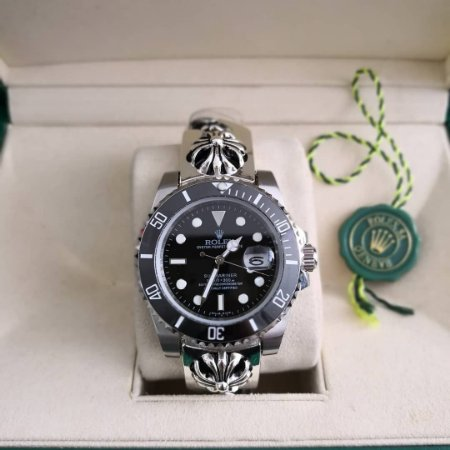 ROLEX SUBMARINER - 43SF4CY27-SDX