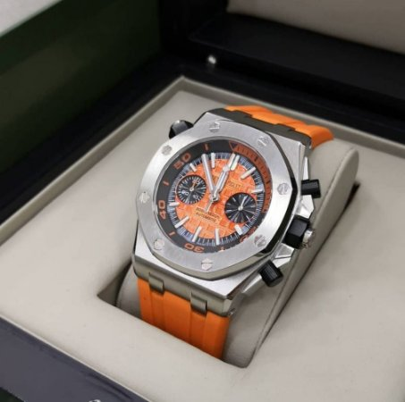 AUDEMARS PIGUET OFFSHORE ORANGE - PHL422PQG