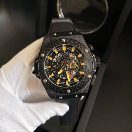 HUBLOT KING POWER SENNA - ZJUCR4X3V