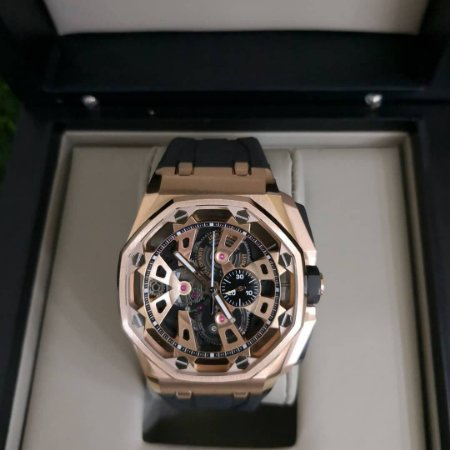 AUDEMARS PIGUET LIMITED EDITION - XYDLBMXLH