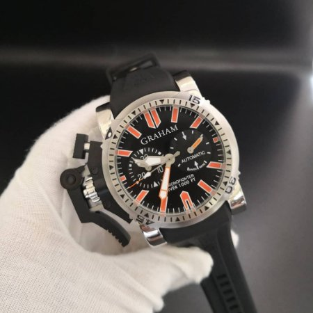Graham Chronofighter Oversize - 8GMXGQTLL