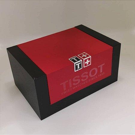 BOX ESTOJO  PARA RELÓGIOS TISSOT - WEQD3UHGX