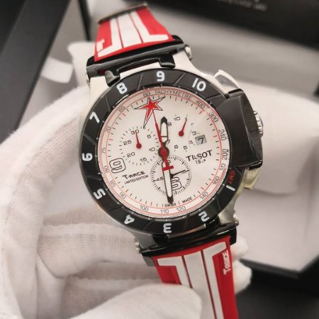 TISSOT T-RACE [LIMITED EDITION] - L5KTFEAMC