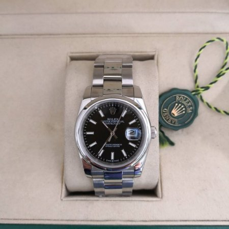 ROLEX OYSTER PERPETUAL 36MM - GXTUHT888