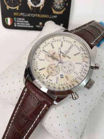 f3f226f1608 RELOGIO BREITLING 1884 - Meu Relógio Italiano