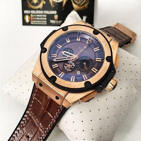 c10f2dc0bfa HUBLOT GENEVE CHARUTO CUBANO - Meu Relógio Italiano