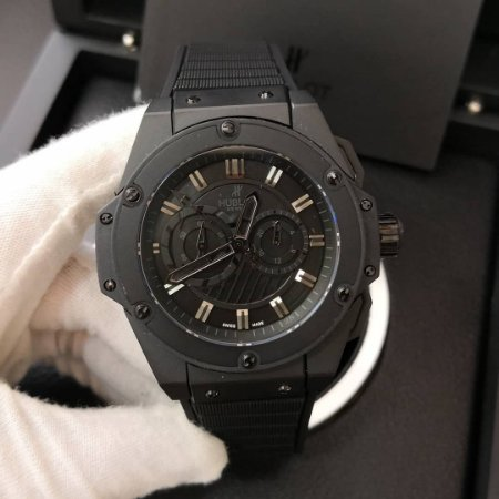 HUBLOT KING POWER BLACK - LY973RT23
