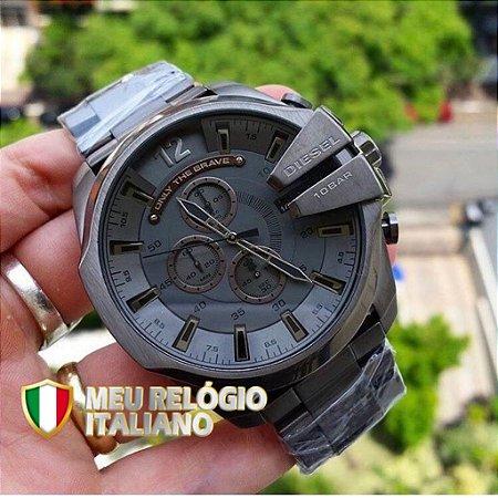 a7bedac97f2 Relogio Diesel Dz4282 Mega Chief AMSV4L9US - Meu Relógio Italiano