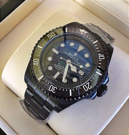 Relógio Rolex Deepsea Black SQ8WPGXZT