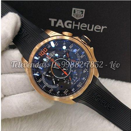 6e05889d8fb TAG HEUER MERCEDES SLS NBCLB3PRR - Meu Relógio Italiano