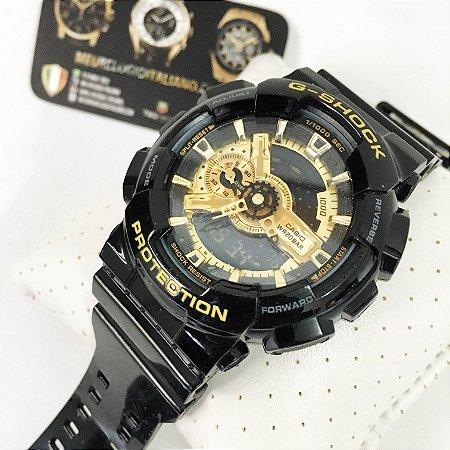 d995fbc6b29 Relógio G-Shock GA110GB XLBJZ7RX2 - Meu Relógio Italiano