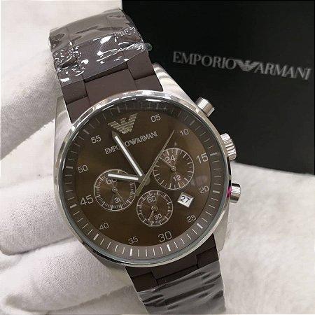 best cheap d24d6 213c6 Relogio Emporio Armani Ar5890