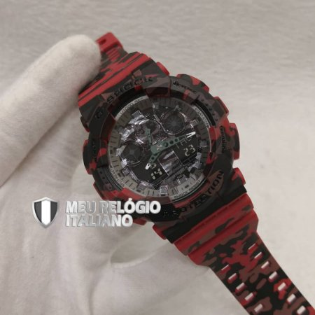 Relógio G-Shock Casio VQW93PB8Z