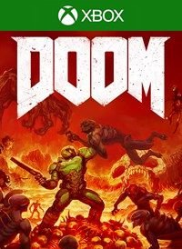 DOOM - Mídia Digital - Xbox One - Xbox Series X|S