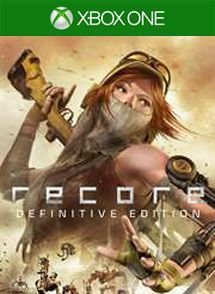 ReCore: Definitive Edition - Mídia Digital - Xbox One - Xbox Series X|S