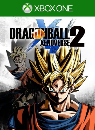 Dragon Ball Xenoverse 2 - DBZ Xenoverse 2 - Mídia Digital - Xbox One